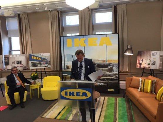Ikea de retour à Québec!
