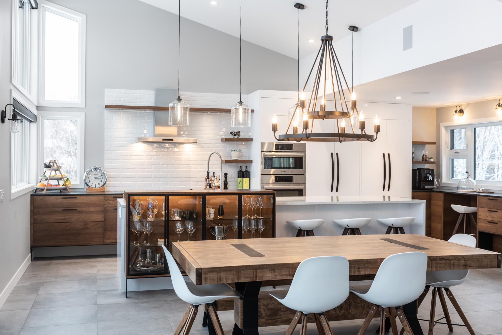 Habitat Meuble De Salle De Bain et si vous aviez 20 000 $ pour refaire votre cuisine? - expo