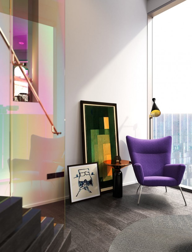 ultra violet couleur pantone 2018 expo habitat qu bec. Black Bedroom Furniture Sets. Home Design Ideas