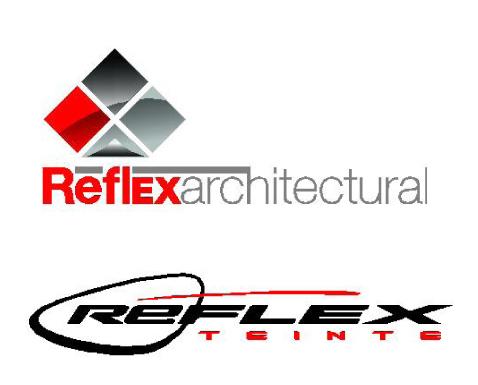 Réflex teinte / Réflex architectural