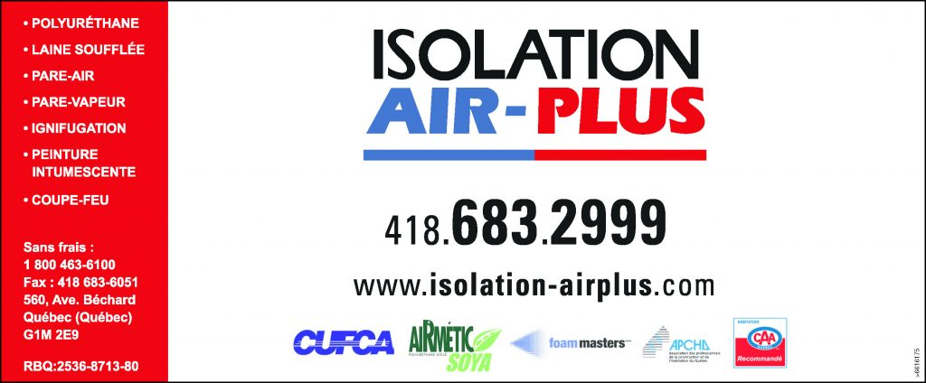 Isolation Air-Plus