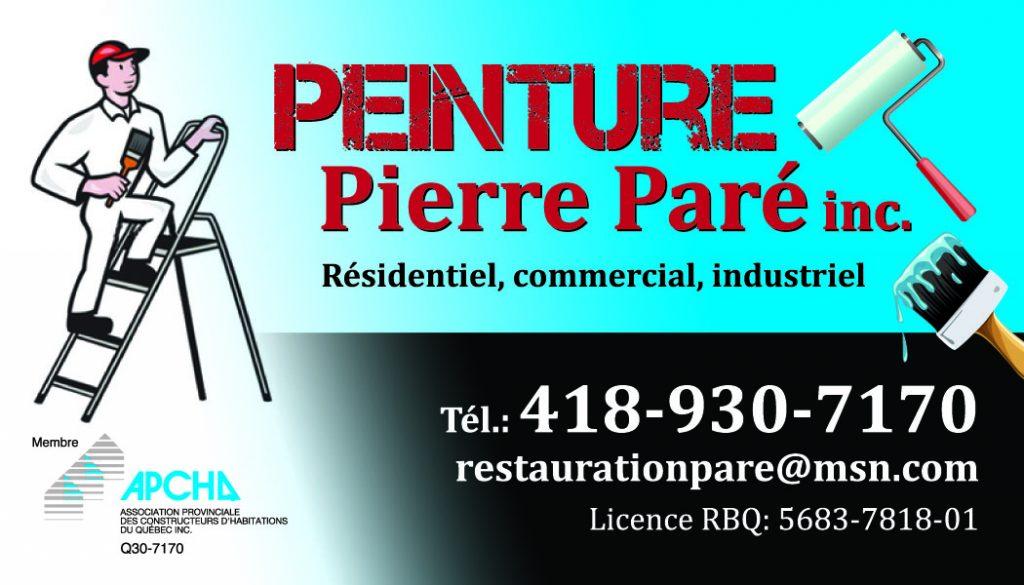Peinture Pierre Paré inc.