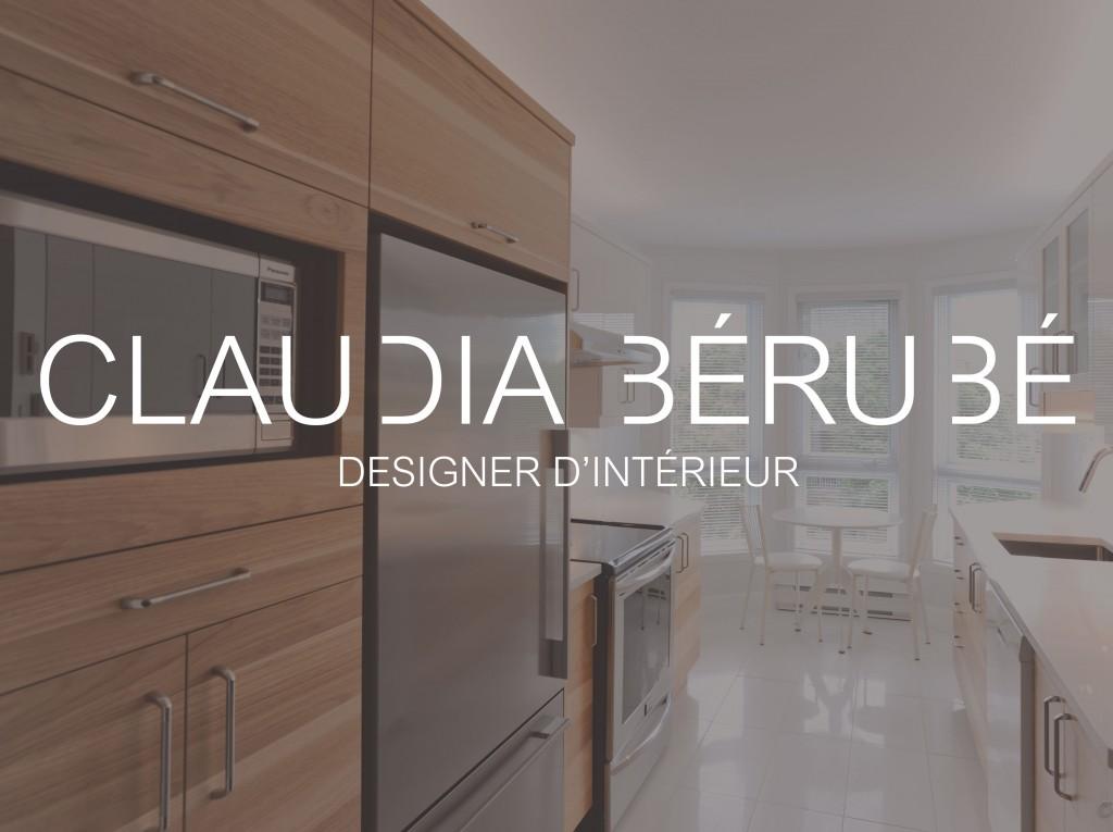 Claudia Bérubé Designer