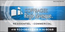 Coffrages Régis Lévesque inc.