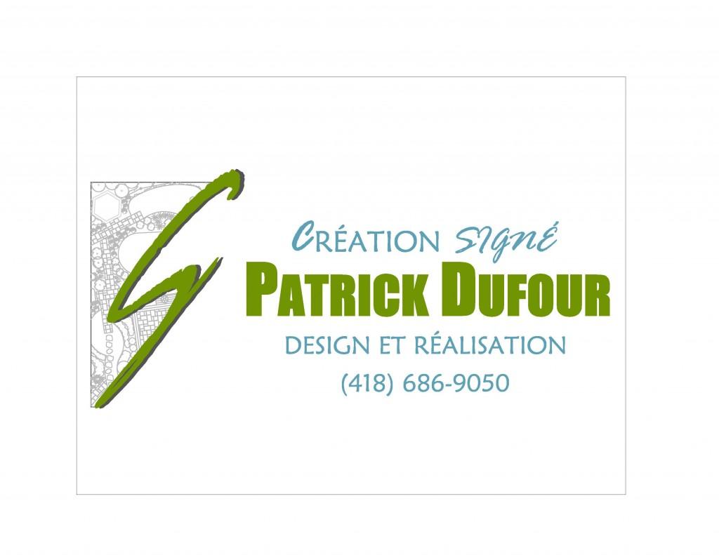 Création Signé Patrick Dufour
